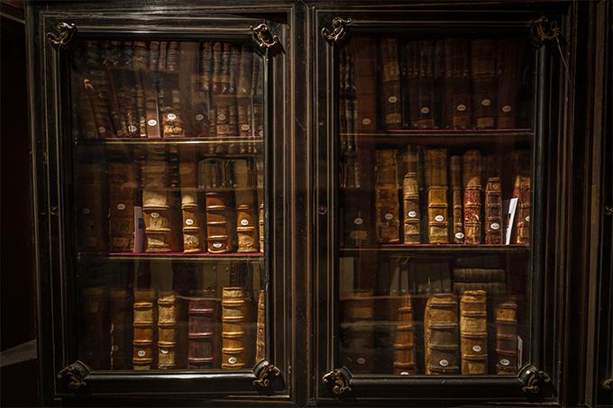 Bibliothèque humaniste Selestat - Crédit Wikipedia
