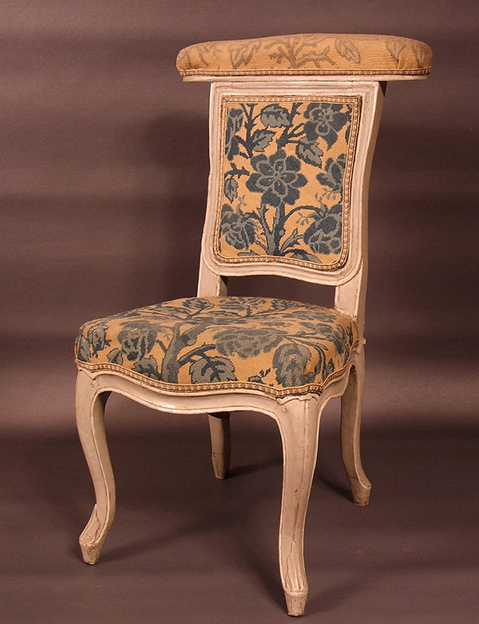 Voyeuse d'homme estampille J.N. BLANCHARD - Epoque Louis XVI - Crédit anticstore.com