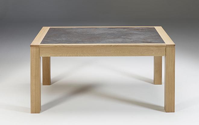 La table de salle manger c ramique terre meuble - Table en ceramique avec rallonge ...
