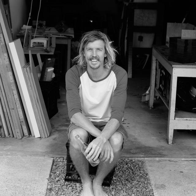 Portrait de Ben Young - © Zico O'Neill