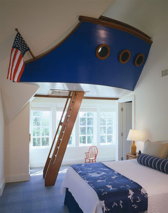 Ship - Design par Brian Vanden Brink