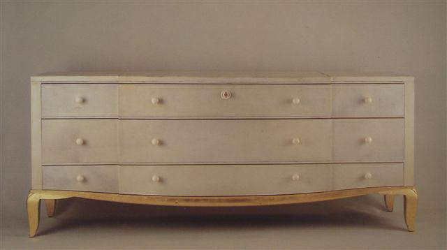 Commode pantalonnière de style art déco 1935 par André ARBUS (1903 - 1969) - Crédit Rouillac.com