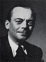 Portrait de René Gabriel (1899 - 1950) le décorateur spécialisé dans les meubles de série