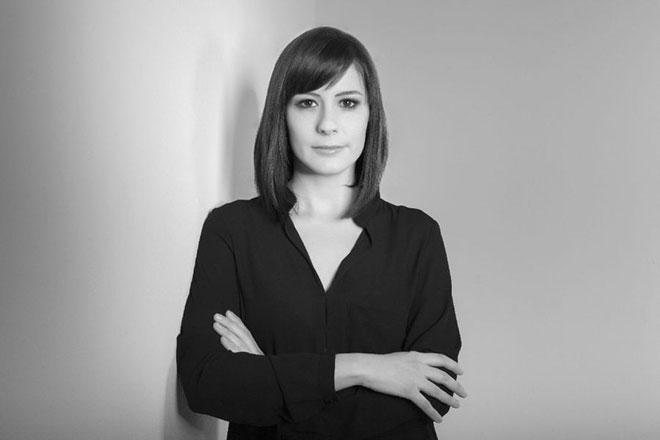 La designer espagnole Marta Del Valle Hernandez