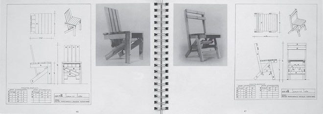 Autoprogettazione par Enzo MARI