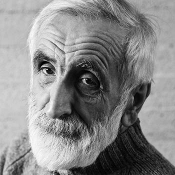 Portrait d'Enzo MARI