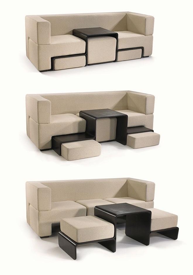 Le Slot Sofa par Matthew Pauk - © Vincent Reardon