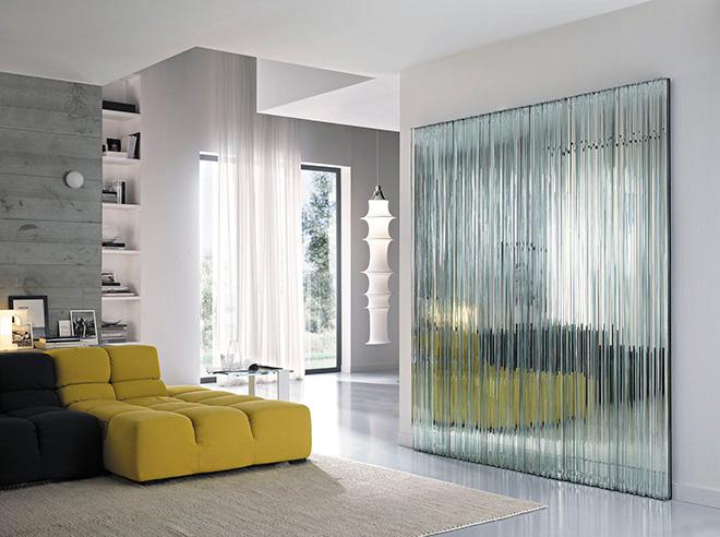Le miroir VU imaginé par Giovanni Tommaso GARATTONI - © Tonelli Design