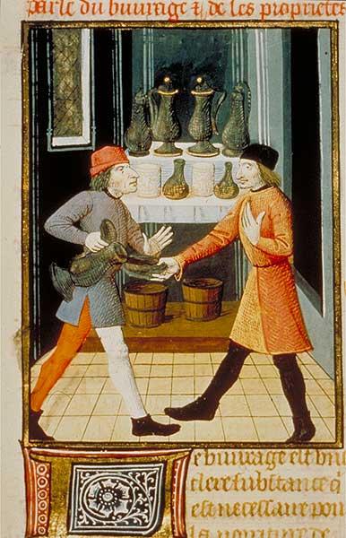 Barthelemy l'Anglais - Livre des propriétés des choses - XVe siècle